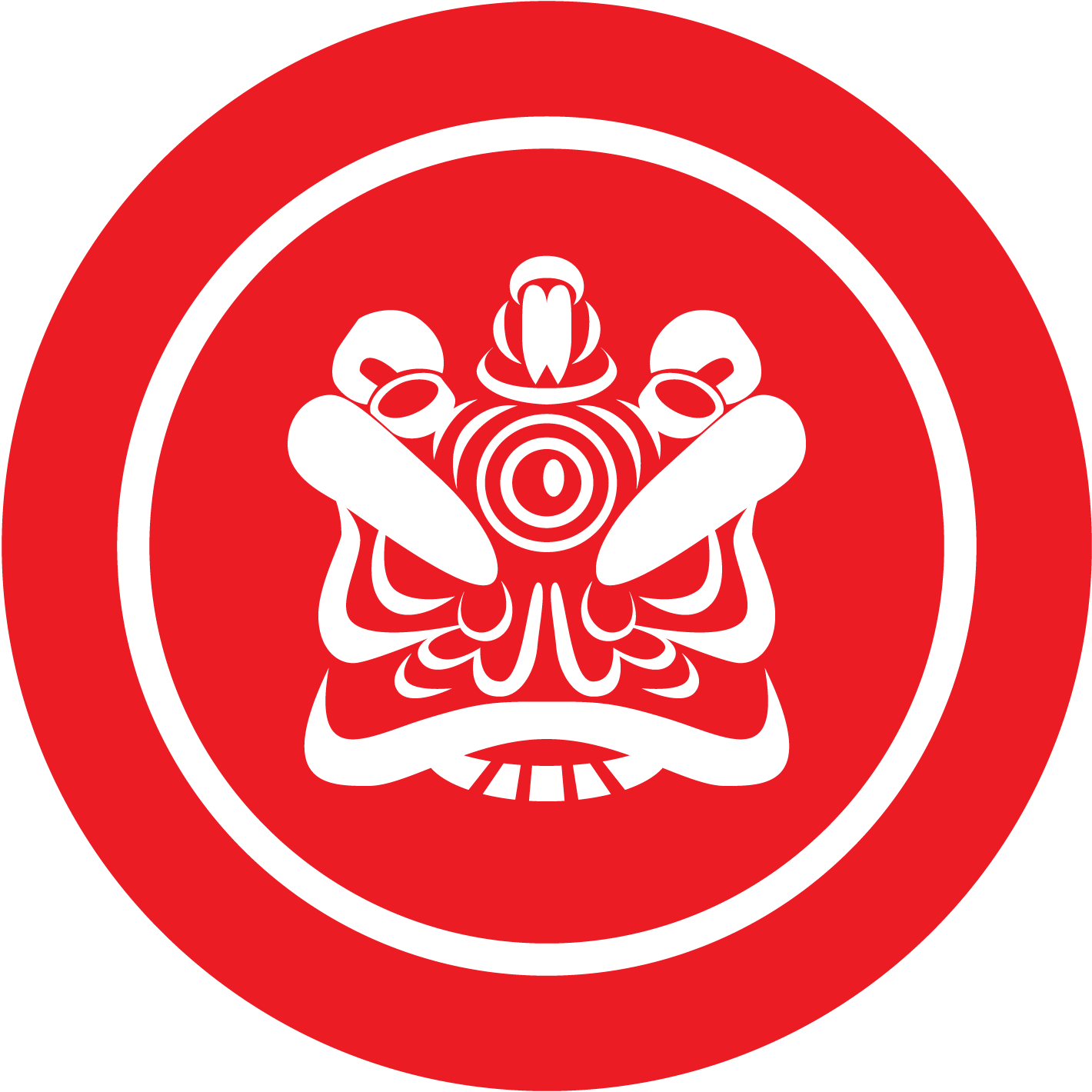 Lion & Dragon Dancing Icon